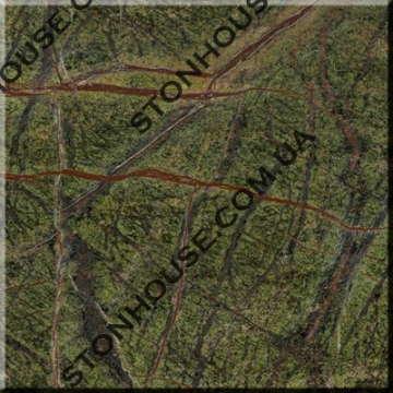Мрамор Bidasar Green (арт.: за 1 кв.м)