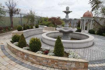 Комплекс фонтана Gray