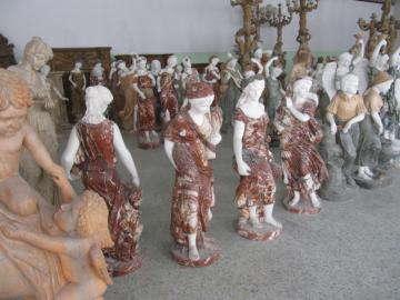 Скульптура и статуи