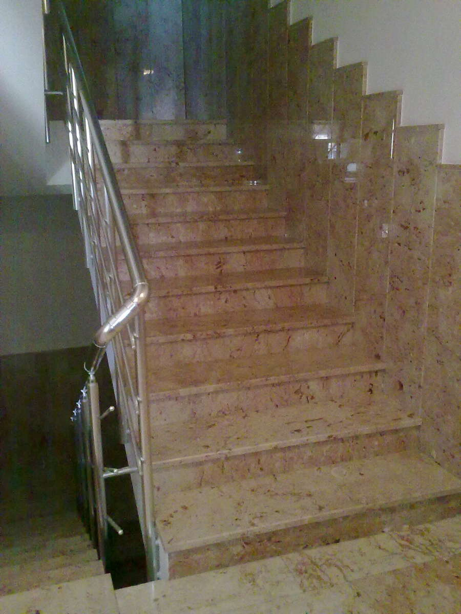 Гранитные лестницы в Крыму