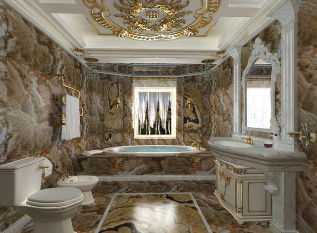 Ванные комнаты и сауны, бассейны