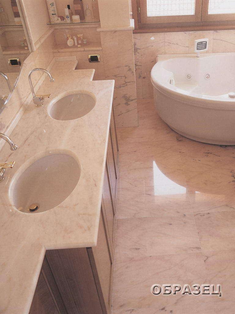Ванная комната мраморная Днепропетровск